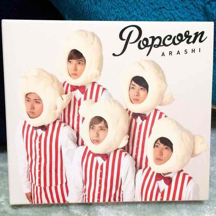 PopcornDVD初回