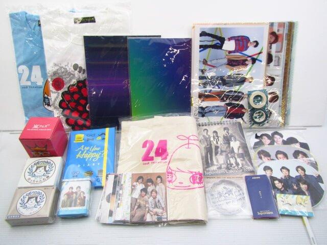 【嵐】歴代コンサートグッズ一覧&価格!デビューから今までまとめてみました!
