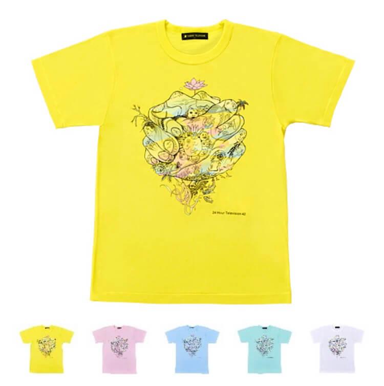 24TV2019Tシャツ